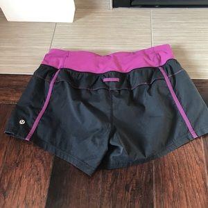 Lululemon original all sports shorts shoe 8